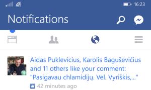 Aidas Puklevičius palaikino mano komentarą apie chlamidijas. Ką tu pasiekei savo gyvenime?